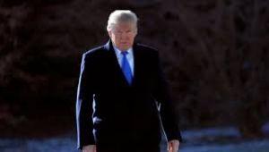 ABD'li komutan, Trump'ı duvar teknolojisi hakkında gevezelik yapmaması için uyardı