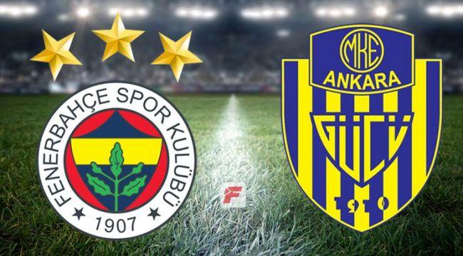 Ankaragücü, Fenerbahçe maçının tekrarı için itirazda bulunacak