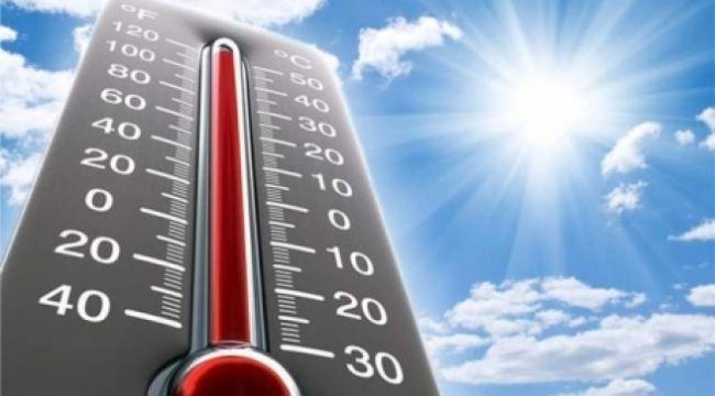 Ülke genelinde havalar ısınıyor