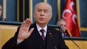 Bahçeli: MHP, ABD ile Türkiye arasında varılan uzlaşmayı değerli bulmaktadır, Cumhurbaşkanımızı yürekten kutluyorum