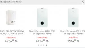 Bosch Kombi Seçimlerini Doğru Yapın