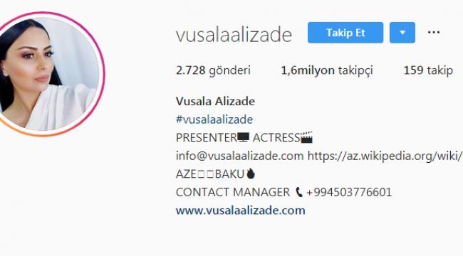 Vusala Alizade Kimdir ? Ünlü Sunucu ve Fenomen Türkiye'ye Mi Yerleşti ?