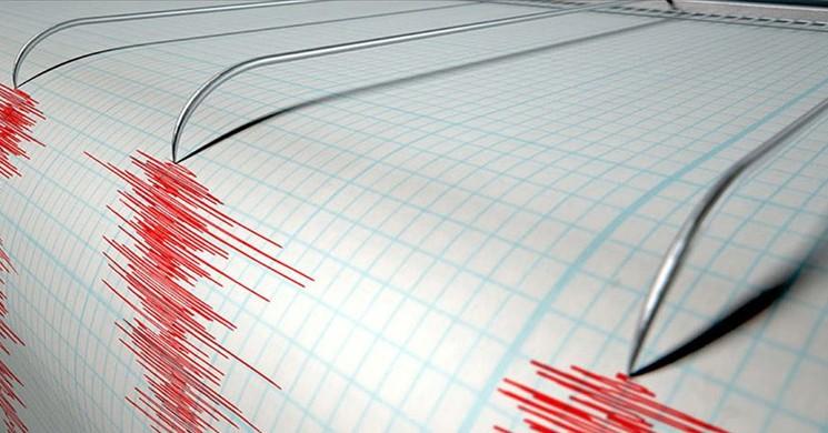 Akdeniz'de 3,7 Büyüklüğünde Deprem!