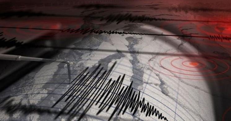 Akdeniz'de 4,9 Şiddetinde Deprem