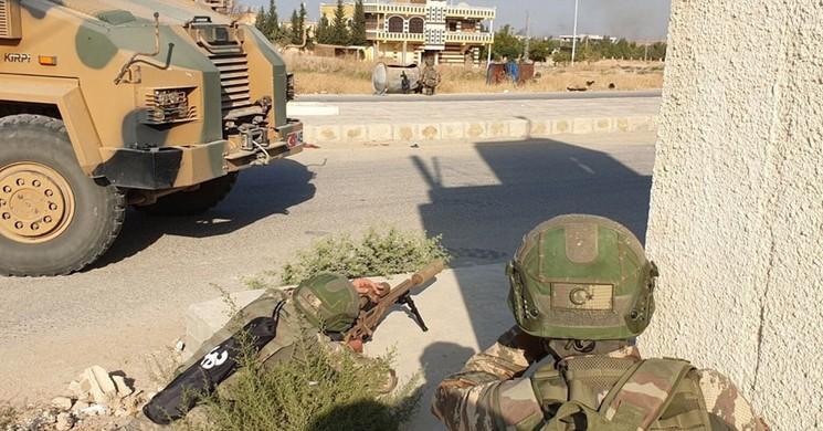 Barış Pınarı Harekatı Bölgesinde Mayın ve EYP Temizliği Devam Ediyor!