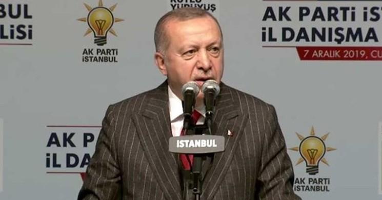 Cumhurbaşkanı Erdoğan: 'AK Parti Gündem Takip Etmez, Gündem Belirler'