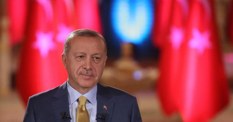Cumhurbaşkanı Erdoğan Türk Lirası Çağrısı