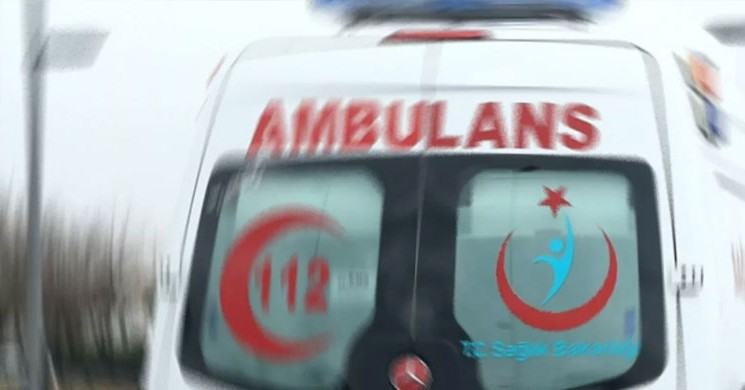 Giresun'da Patlama! 4 Kişi Yaralandı