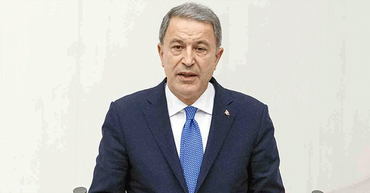 Hulusi Akar: 'Türkiye'nin İçinde Olmadığı Planlar Yürümez'