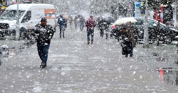 Meteorolojiden Doğu Anadolu'ya Buzlanma ve Don Uyarısı!