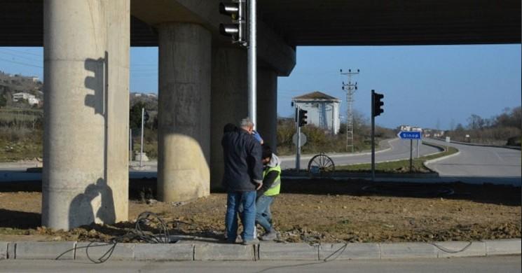 Sinop Artık 'Trafik Lambası Olmayan İl' Değil