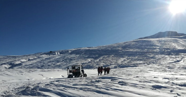 Uludağ'da Kaybolan Dağcılarla Alakalı Flaş Gelişme