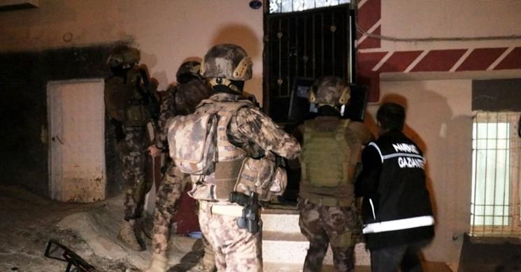 727 Polisin Katıldığı Büyük Operasyon Başladı