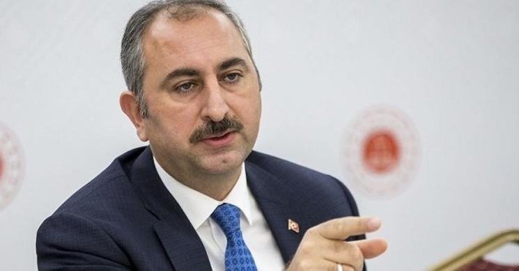 Adalet Bakanı Gül'den FETÖ'nün Yargı Sürecine Yönelik Açıklama