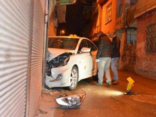 Adana'da bir kişi seyir halinde silahlı saldırıya uğradı