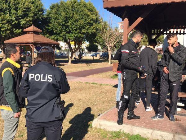 Polis okullar çevresinde kuş uçurtmuyor -5