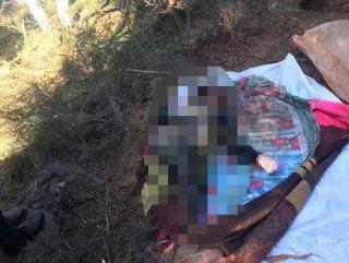 Arnavutköy'de ölü bulunan kadını oğlu öldürdü