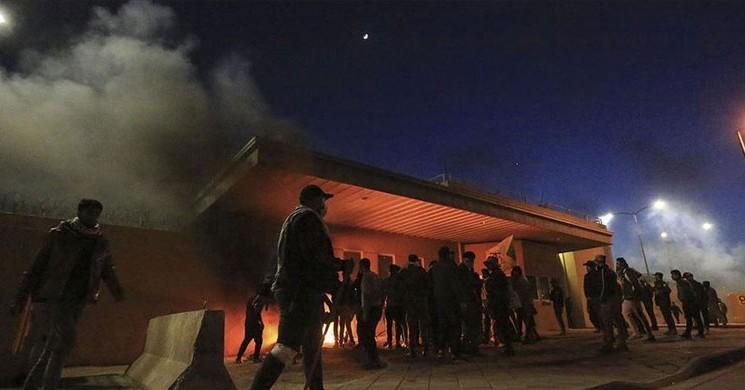 Bağdat Saldırısı: Kontrollü Gerginlikten Doğrudan Çatışmaya