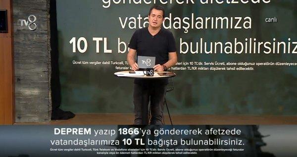 Elazığ için Türkiye Tek Yürek oldu