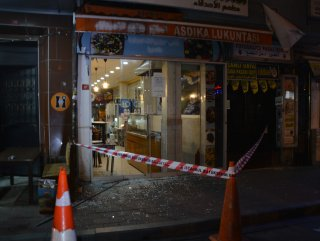 Fatih'te bir otopark görevlisi darbedilip silahla yaralandı