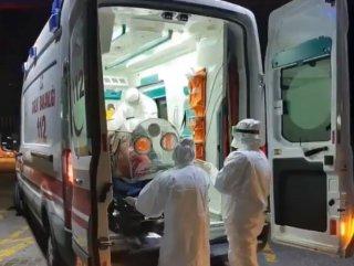İzmir'de koronavirüs şüphesi