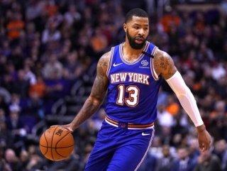Knicks, Marcus Morris'i takımda tutmak istiyor