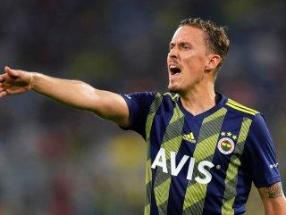 Max Kruse Fenerbahçe'yi uçurdu