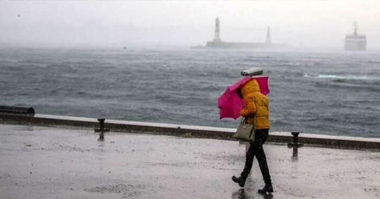 Meteoroloji Duyurdu: İstanbul'da Fırtına Hızı 110 Km'yi Bulacak