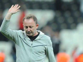 Sergen Yalçın: Beşiktaş için hazırım