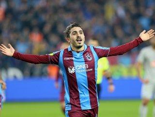 Trabzonspor'da Abdülkadir Ömür dönüyor