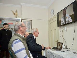ABD'nin ilk Türk Emniyet Müdürü hemşehrileriyle görüştü