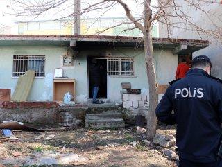 İzmir'de tinerle soba yakan iki kişi yaralandı