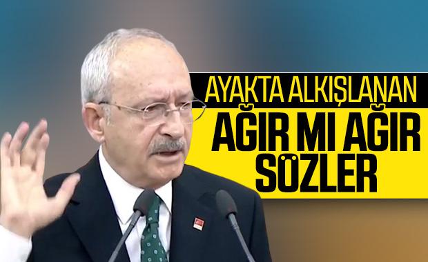 Kılıçdaroğlu'ndan Cumhurbaşkanı Erdoğan'a ağır sözler
