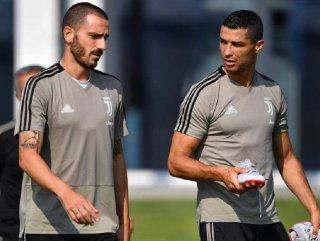 Leonardo Bonucci: Ronaldo savaş aracı gibi