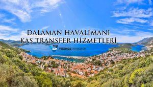 DALAMAN KAŞ - GÖCEK - VİKİNGS TRANSFER HİZMETLERİ