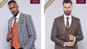 2020 Son Trend Takım Elbise Modelleri Wessi'de