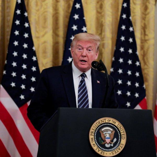 Dünya Sağlık Örgütü, Trump'ı yalanladı