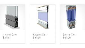 Kaliteli Cam Balkon Sistemleri Fiyatları İçin Alutem Alüminyum
