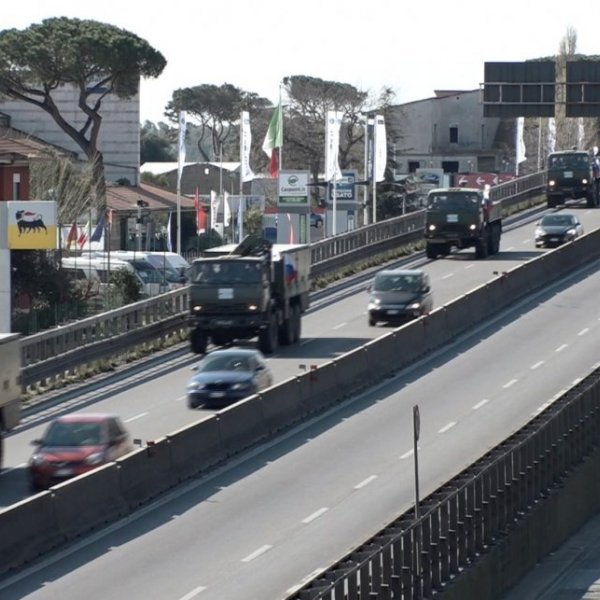 Rusya'dan İtalya'ya: Kriz ortamında ambargolar kalkmalı