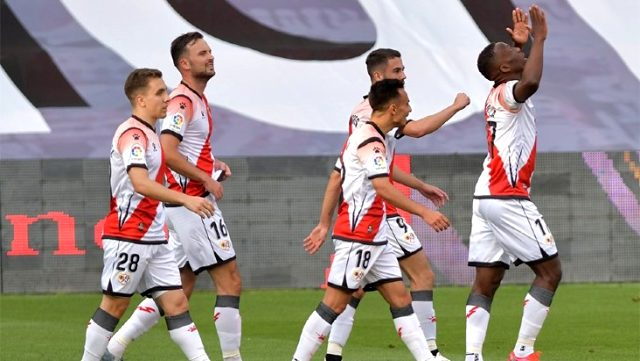 İspanya'da Rayo Vallecano-Albacete maçı, 6 ay sonra tamamlandı