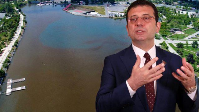 Tartışmaların odağındaki Haliç'ten Çevre Bakanlığı su numunesi aldı