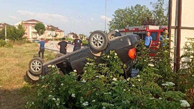 Kaza yapan sarhoş sürücünün savunması
