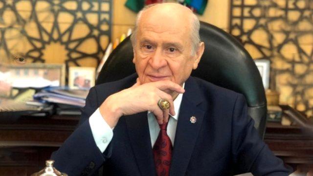 MHP Genel Başkanı Bahçeli, Ayasofya'ya özel yüzük yaptırdı