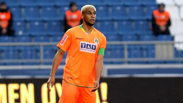 Beşiktaş, Alanyasporlu Welinton'u 3 yıllığına kadrosuna kattı