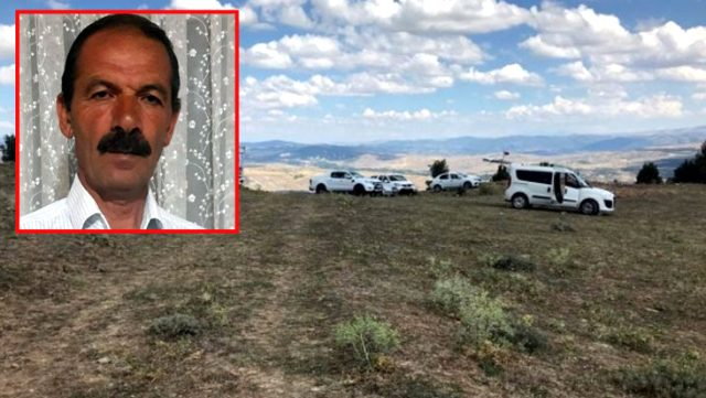Gümüşhane'de kayıp olan 60 yaşındaki vatandaştan 3 gündür haber alınamıyor