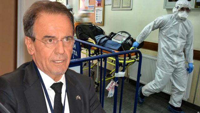 Koronavirüsle ilgili dedikleri dikkatle takip edilen Mehmet Ceyhan'dan tedirgin eden sözler: Salgın kontrolden çıktı