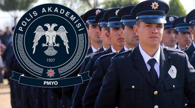 2020 PMYO başvuruları ne zaman? Polis Akademisi başvuru şartları ve polislik taban puanları!