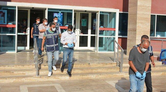 Dolandırıcılara operasyon: 5 tutuklama