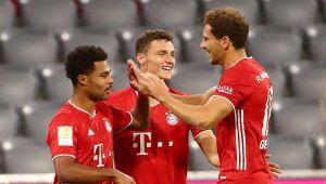 Sezon Açılışına Bayern Münih 8 golle giriş yaptı