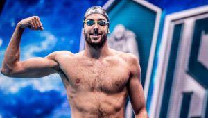 Emre Sakçı'dan Uluslararası Yüzme Ligi'nde 2 birincilik